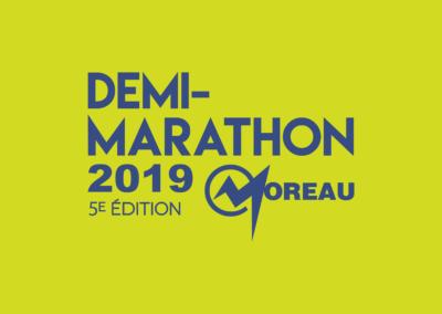 Demi-Marathon Moreau