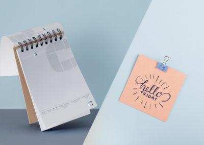 Carnet de notes, port-it personnalisé